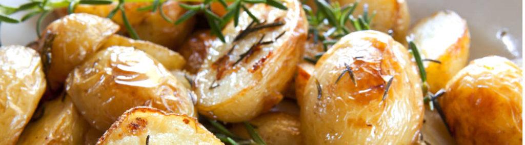 Perfekte Bratkartoffeln mit der Roeth No1