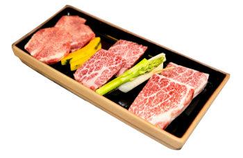 Rindfleisch vor der Zubereitung